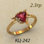 Кольцо КЦ-242