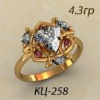Кольцо КЦ-258