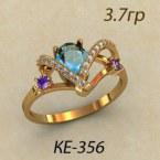 Кольцо КЕ-00356