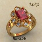 Кольцо КЕ-00359