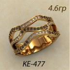 Кольцо КЕ477