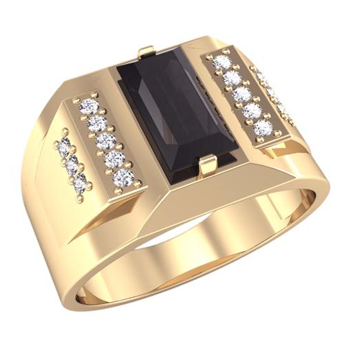 Мужское кольцо 3071