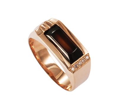 Мужское кольцо Н4025