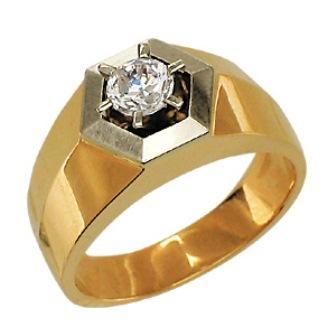 Мужское кольцо Н4029
