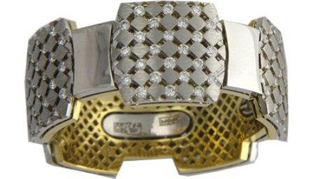 Мужское кольцо Н4031