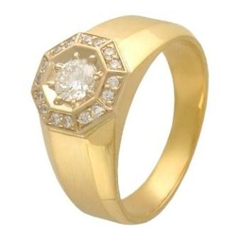 Мужское кольцо Н4037