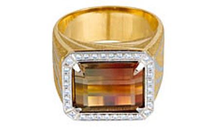 Мужское кольцо Н4039