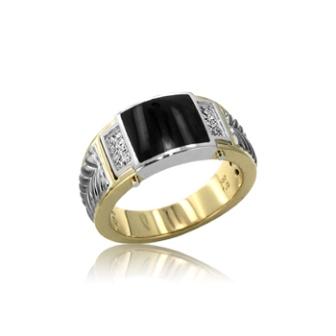 Мужское кольцо Н4045