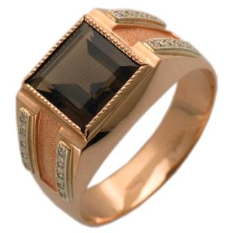 Мужское кольцо Н4049