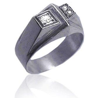 Мужское кольцо Н4065