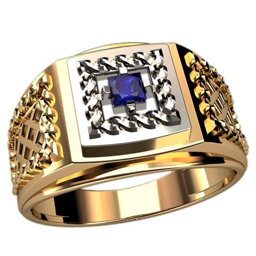 Мужское кольцо Н4122