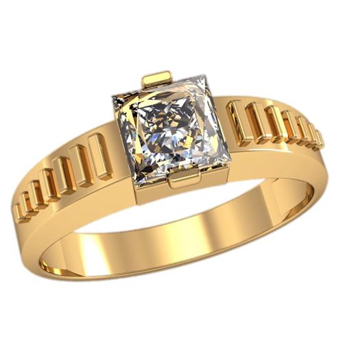 Мужское кольцо Н4129