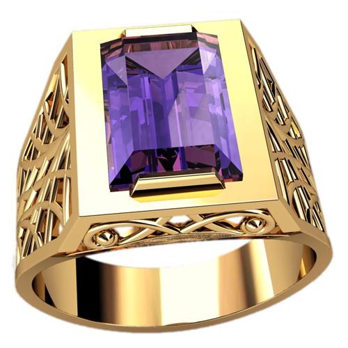 Мужское кольцо Н4131
