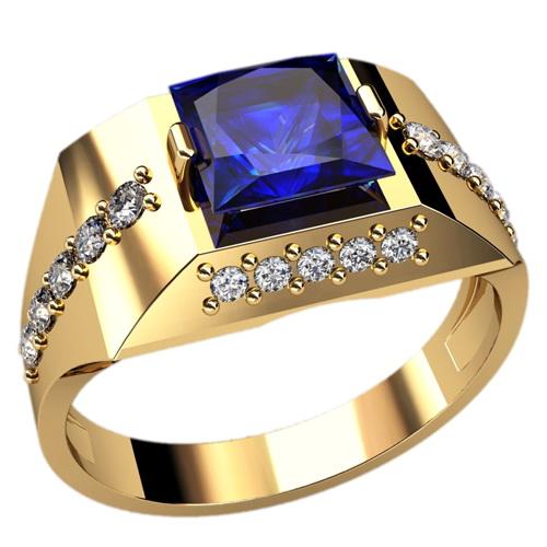 Мужское кольцо Н4134