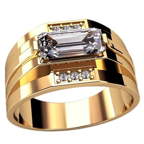 Мужское кольцо Н4136