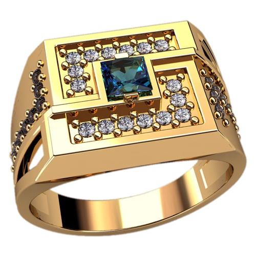 Мужское кольцо Н4138
