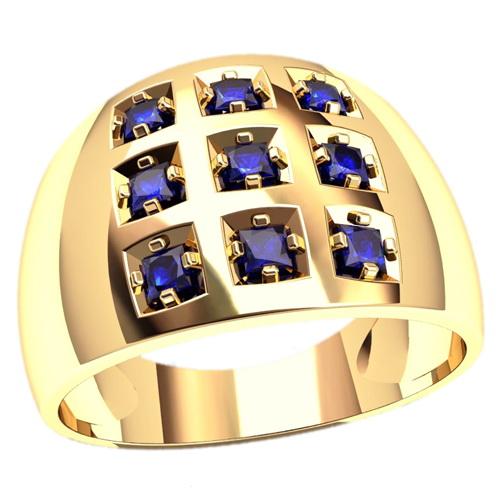 Мужское кольцо Н4139