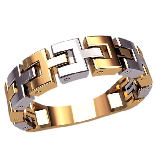 Мужское кольцо Н4142