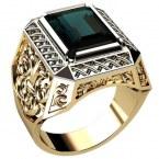 Мужское кольцо 3043