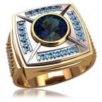 Мужское кольцо 3153