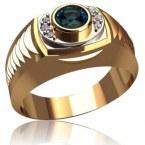 Мужское кольцо 3167