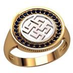 Мужское кольцо 3220