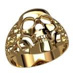 Мужское кольцо 3222
