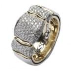 Мужское кольцо Н4032
