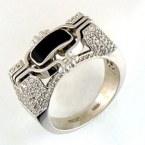 Мужское кольцо Н4040