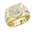 Мужское кольцо Н4043