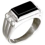 Мужское кольцо Н4075