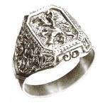 Мужское кольцо Н40780