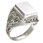 Мужское кольцо Н4079