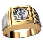 Мужское кольцо Н4123