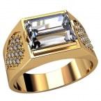 Мужское кольцо Н4125