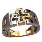 Мужское кольцо Н4144